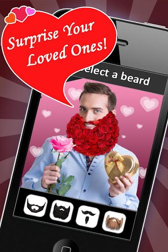 Funny Beards Selfie