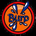 Burp Burp Burp logo