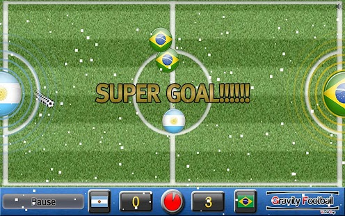 Gravity Football World Cup - screenshot thumbnail