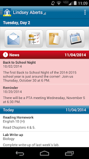 eSchoolPLUS Family- screenshot thumbnail
