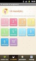 Screenshot of All of pregnancy & childbirth