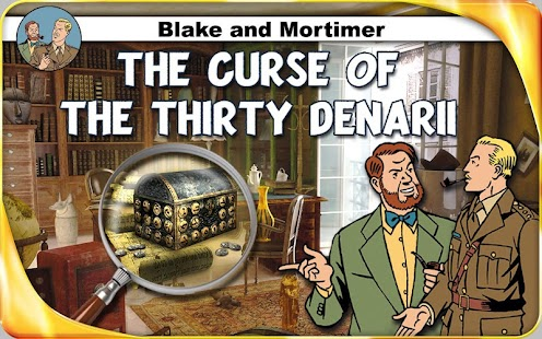 Blake and Mortimer HD (full) - screenshot thumbnail