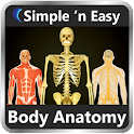 Human Body Anatomy by WAGmob logo