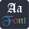 Gothic Font Pack FlipFont@ icon