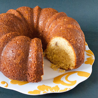 Banana Bread Bundt.