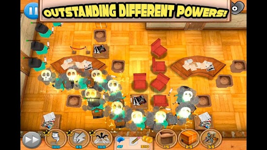 Mad Dan - 3D Tower Defense- screenshot thumbnail