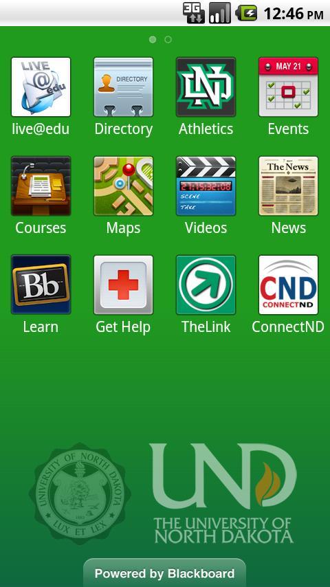 UND - screenshot