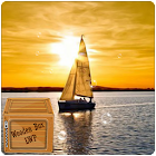 sailing sunset lwp icon