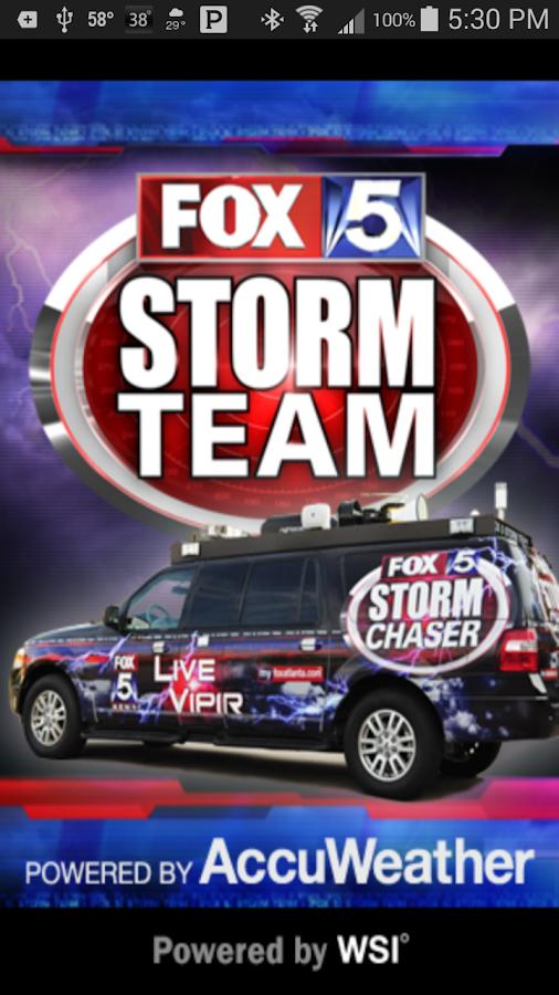 FOX 5 Storm Team - screenshot