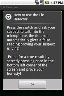Lie Detector Free - screenshot thumbnail