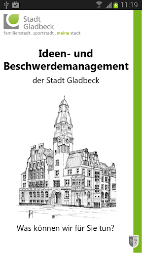 Melde-App Stadt Gladbeck