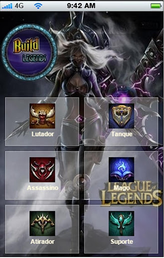 Build Legends
