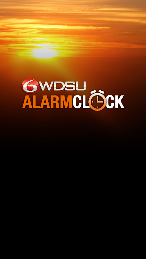 Alarm Clock WDSU New Orleans - screenshot
