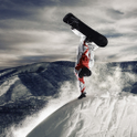 Snowboard HD Live Wallpapers icon