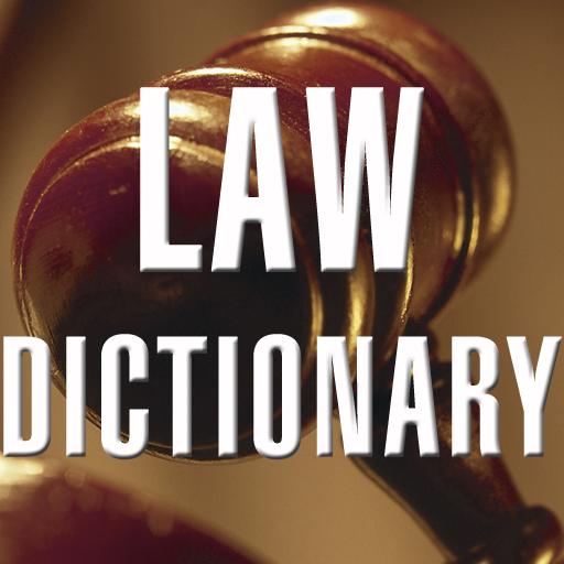 Law & Legal Dictionary LOGO-APP點子