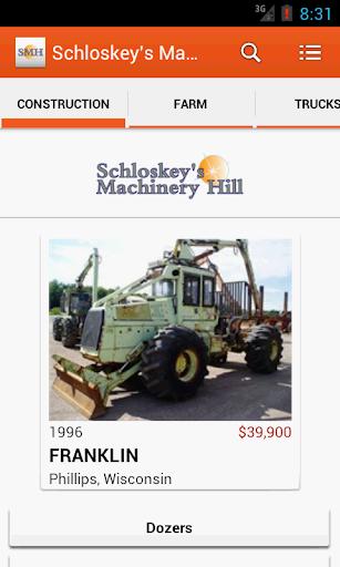 Schloskey's Machinery Hill