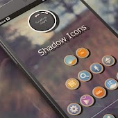 Shadow Themes APEX/NOVA/ADW/GO