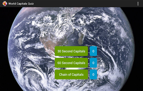 World Capitals Quiz- screenshot thumbnail