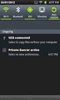 Screenshot of Private Dancer