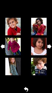 Child Photography Poses - screenshot thumbnail