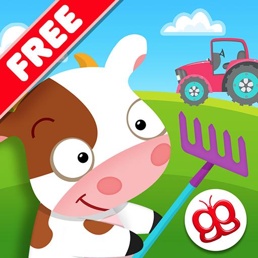 快樂小農夫 免費版 教育 App LOGO-硬是要APP