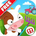Happy Little Farmer Lite icon