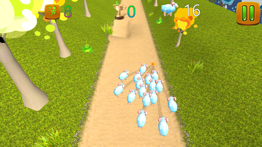 Sheep Roads 3D
