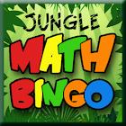 Jungle Math Bingo icon
