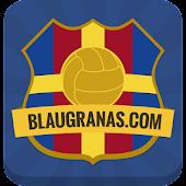 FC Barcelona Blaugranas