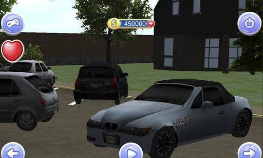 3D實景停車場 - 駕駛遊戲