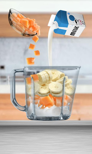 Make Ice Drinks: Ice Smoothies