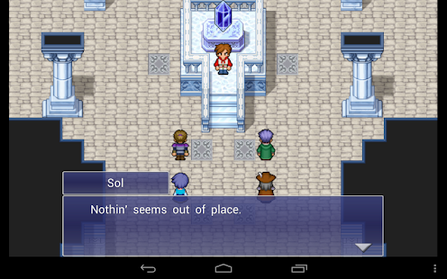 FINAL FANTASY DIMENSIONS Screenshot 21