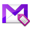 GMail Label Notifier + Widgets icon