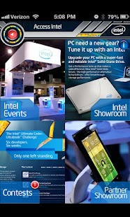 Intel VIP Tech Zone - screenshot thumbnail