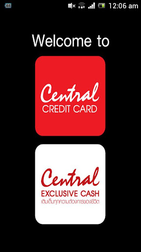 Central Credit Card