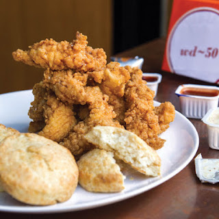 Popeyes-Style Buttermilk Biscuits From 'Fried & True'