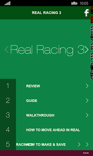 ProGuide For Real Racing3 book