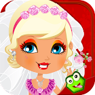 Dress up Bride icon