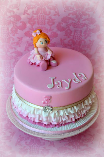 女の子ケーキ パズル