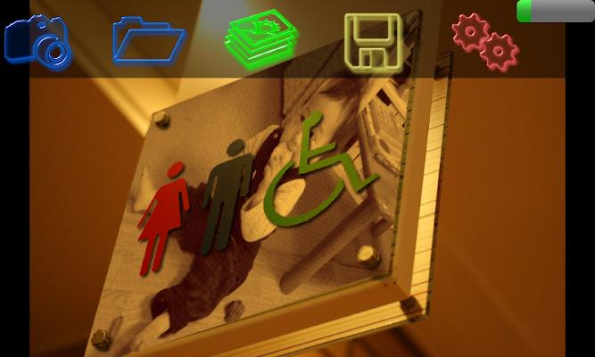 はめこみ合成カメラ - screenshot