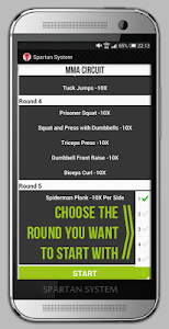 MMA Spartan:Workouts Free v1.9.7
