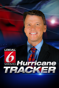 Hurricane Tracker WKMG Orlando - screenshot thumbnail