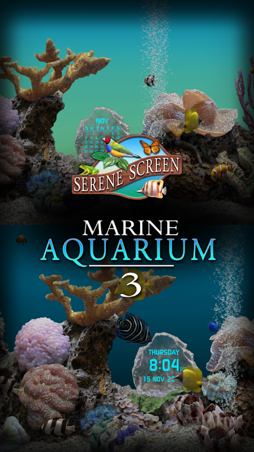 marine aquarium 3 2 pro android apps on play