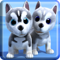 Talking Husky Dog APK for Bluestacks