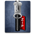 GO Locker Zipper HD logo