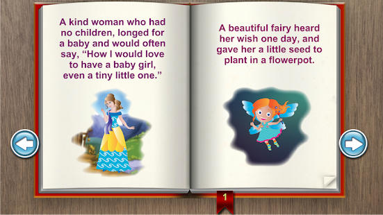 玩漫畫App|Thumbelina免費|APP試玩