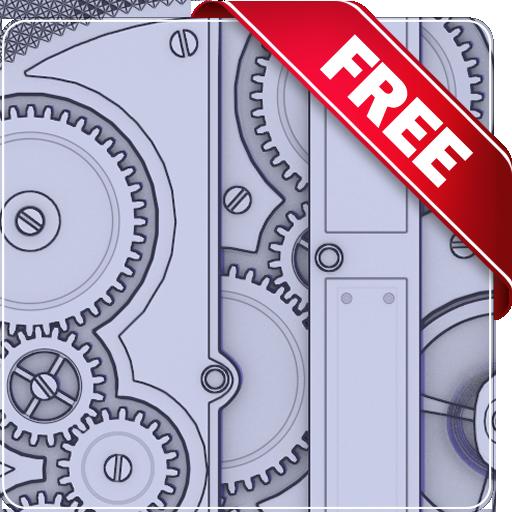 技術ライブ壁紙無料 個人化 App LOGO-APP試玩