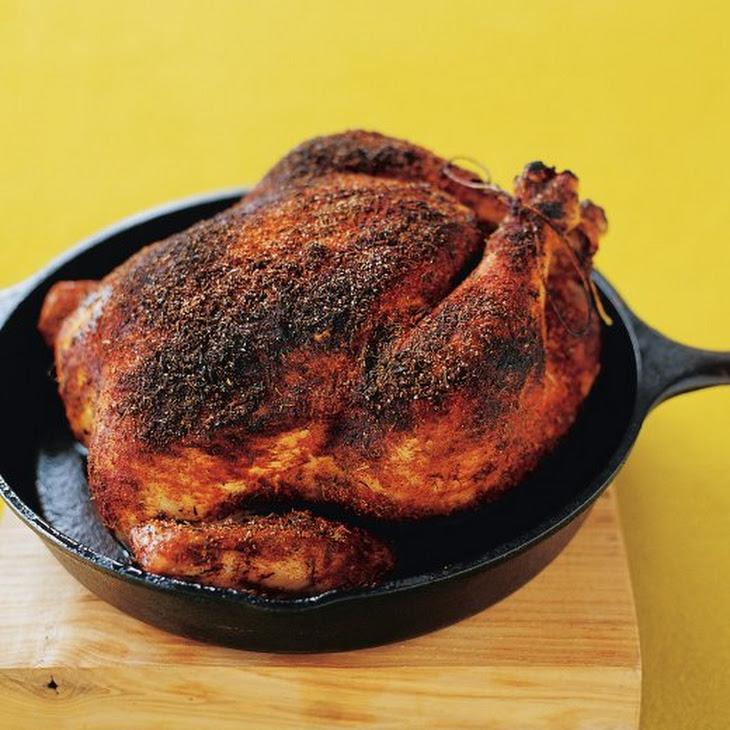 Roasted Paprika Chicken Recipe