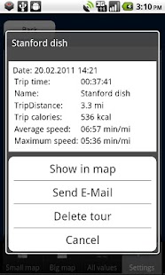 i.Run - GPS Running Coach- screenshot thumbnail