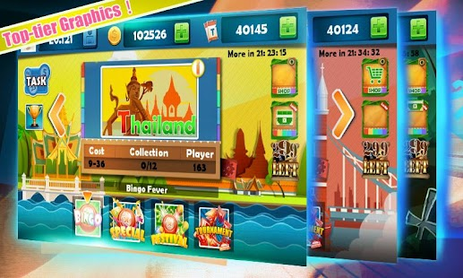 Bingo Fever-Free Bingo Casino- screenshot thumbnail